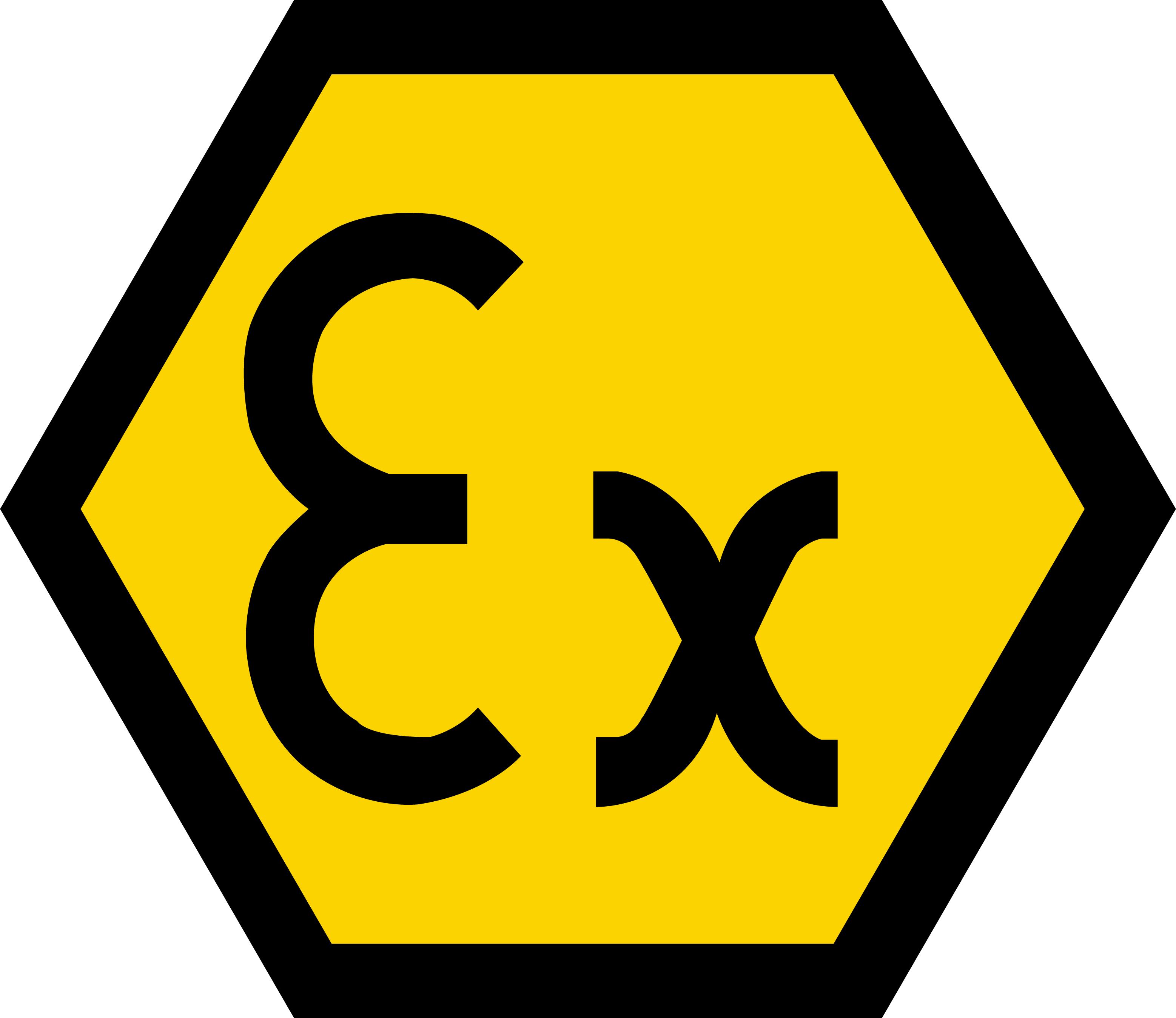 ATEX认证标志,欧盟认证标志