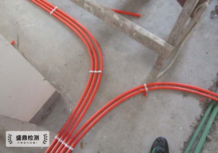 防爆电气安装走线