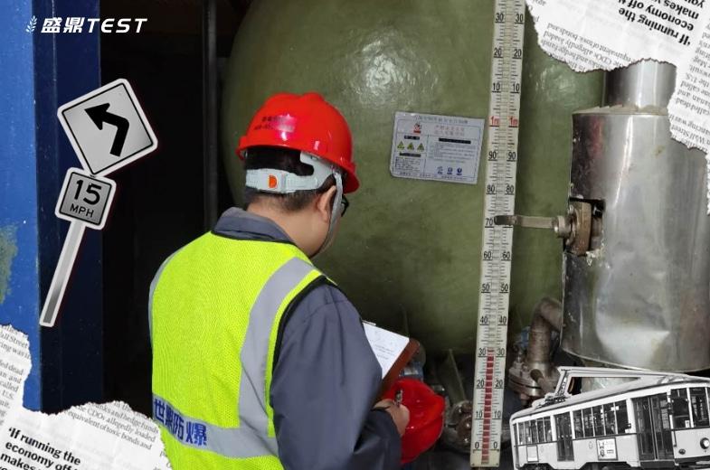 电气防爆设备检查