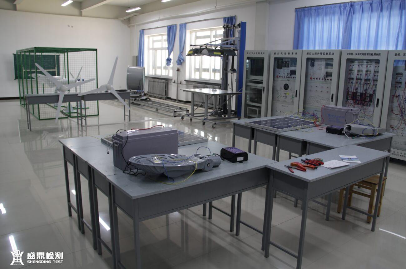 CSA昆山光伏实验室